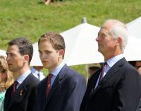 3 Generations of Liechtenstein Princes